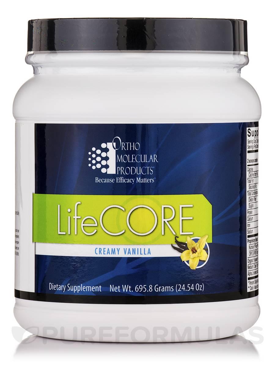 LifeCORE Creamy Vanilla - 24.54 oz (695.8 Grams)