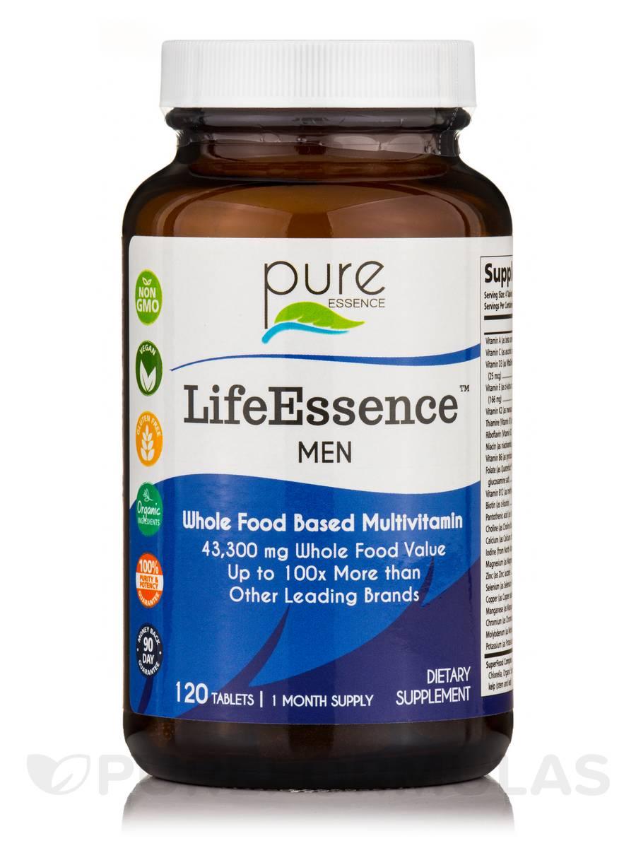 LifeEssence™ Men - 120 Tablets