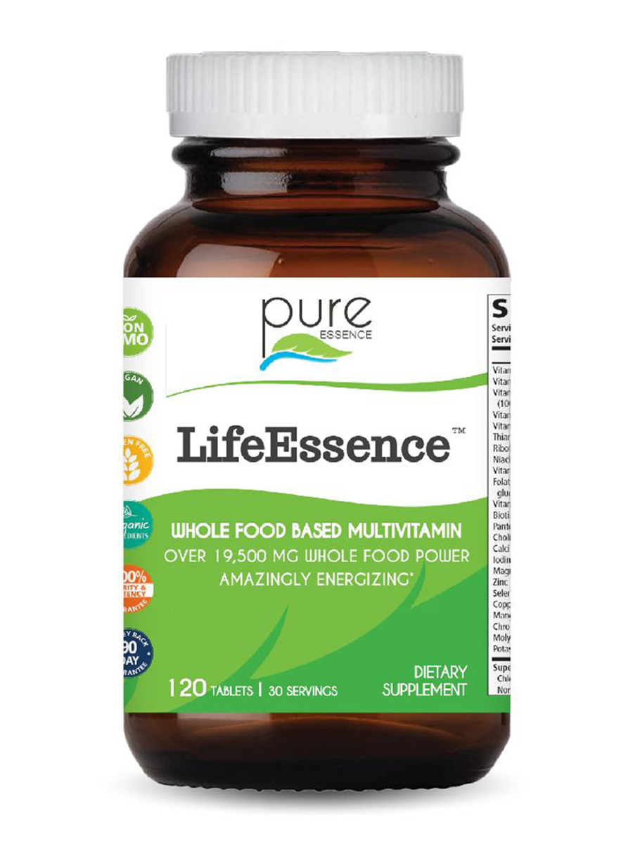LifeEssence, The Master Multiple - 120 Tablets