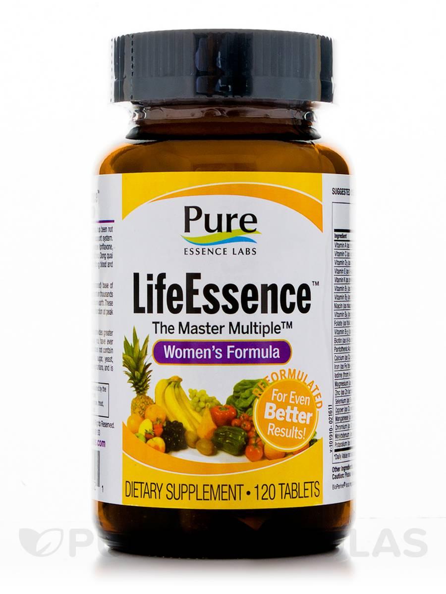 LifeEssence Women's Formula - 120 Tablets