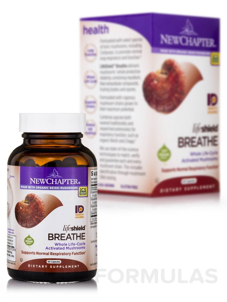 LifeShield™ Breathe - 60 Capsules