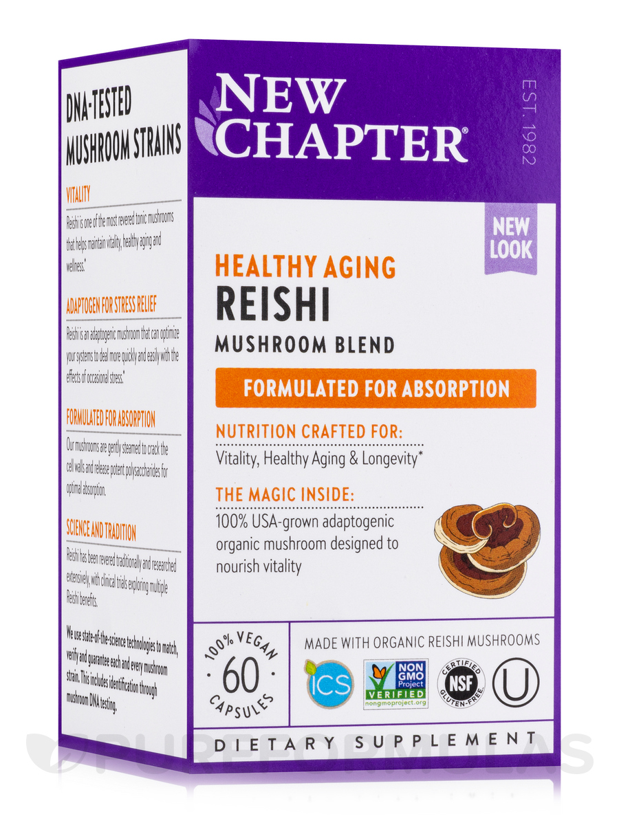 LifeShield® Reishi - 60 Capsules