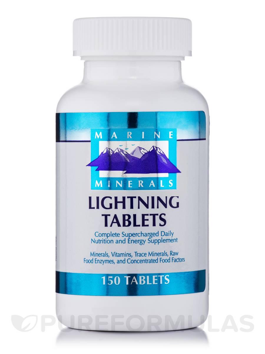 Lightning - 150 Tablets