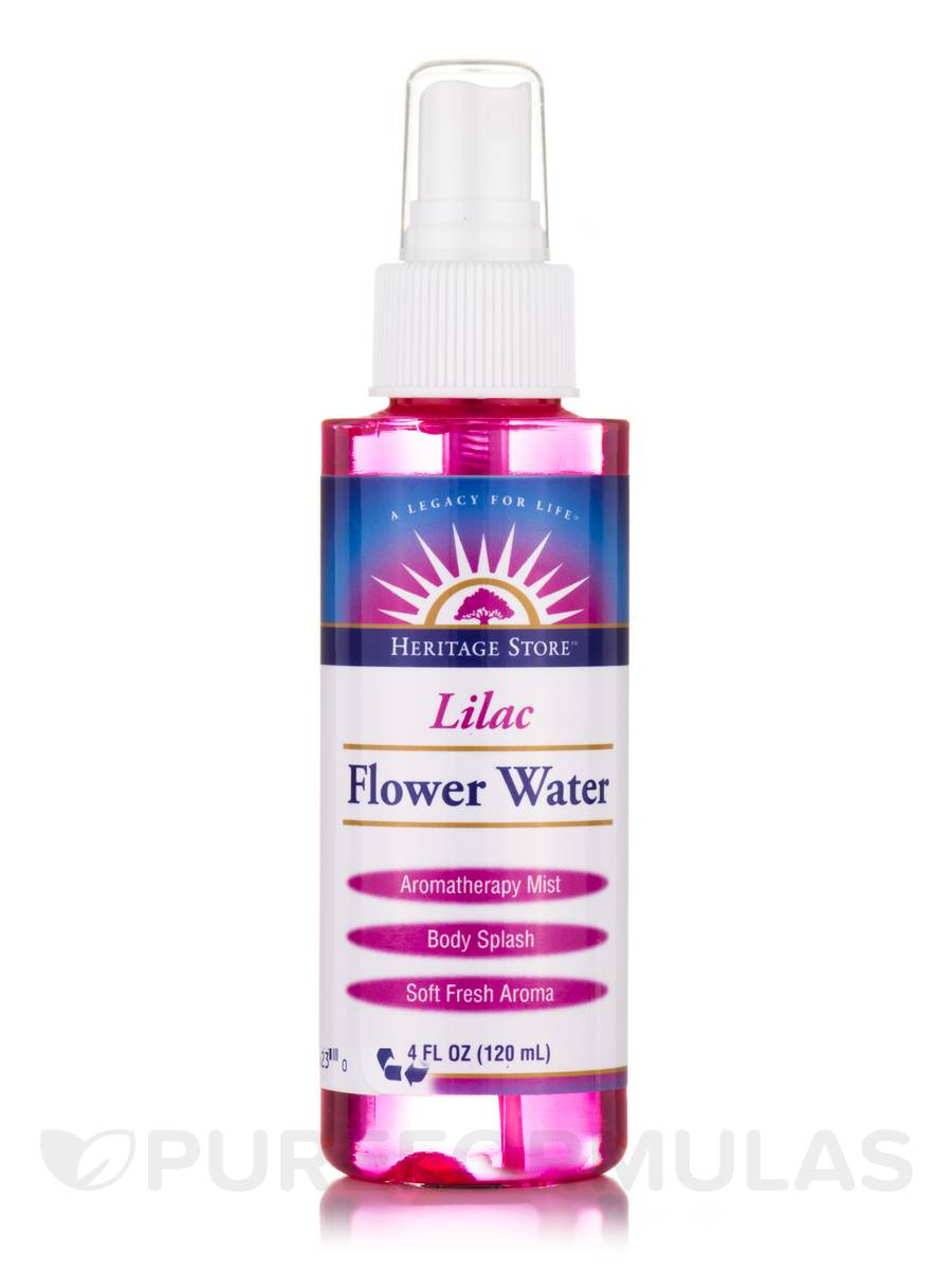 Lilac Flower Water - 4 fl. oz (120 ml)