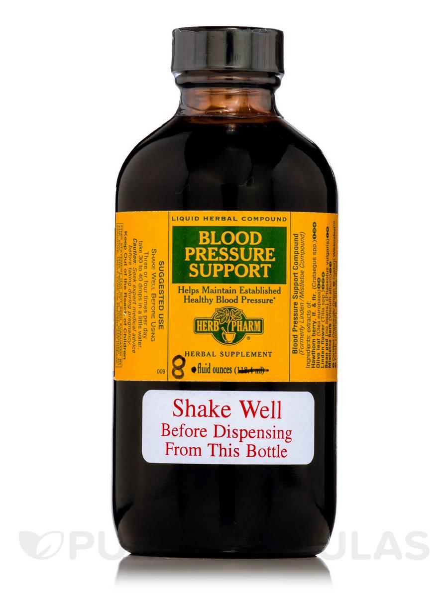 Blood Pressure Support - 8 fl. oz