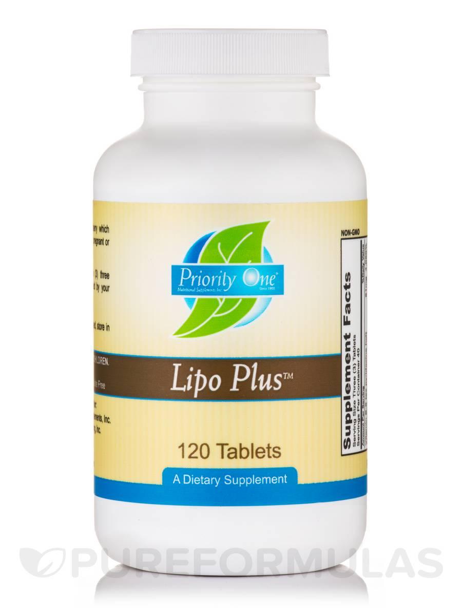 Lipo Plus - 120 Tablets