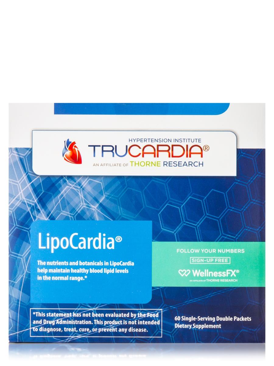 LipoCardia™ - 60 Packets