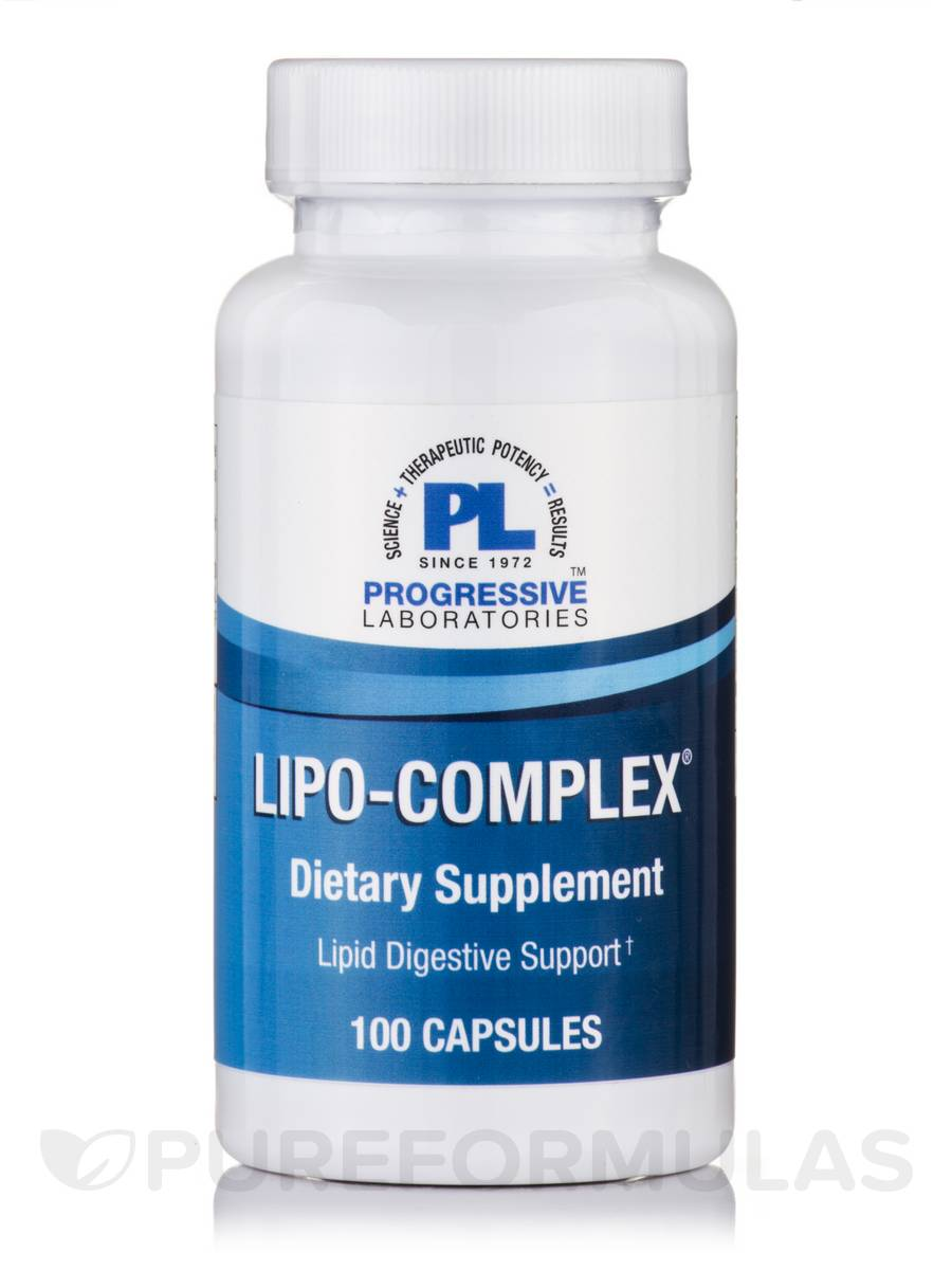 Lipo-Complex - 100 Capsules