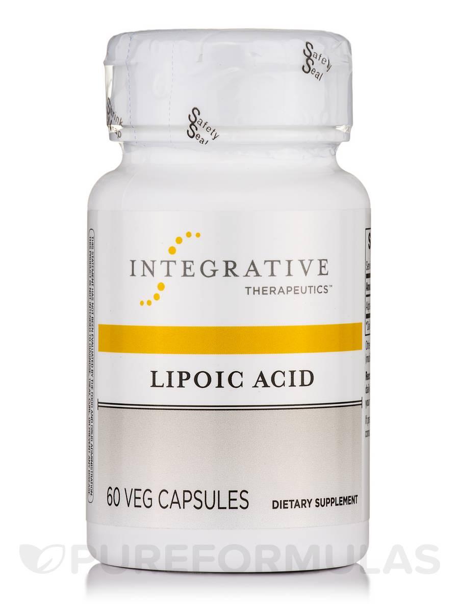 Lipoic Acid - 60 Capsules