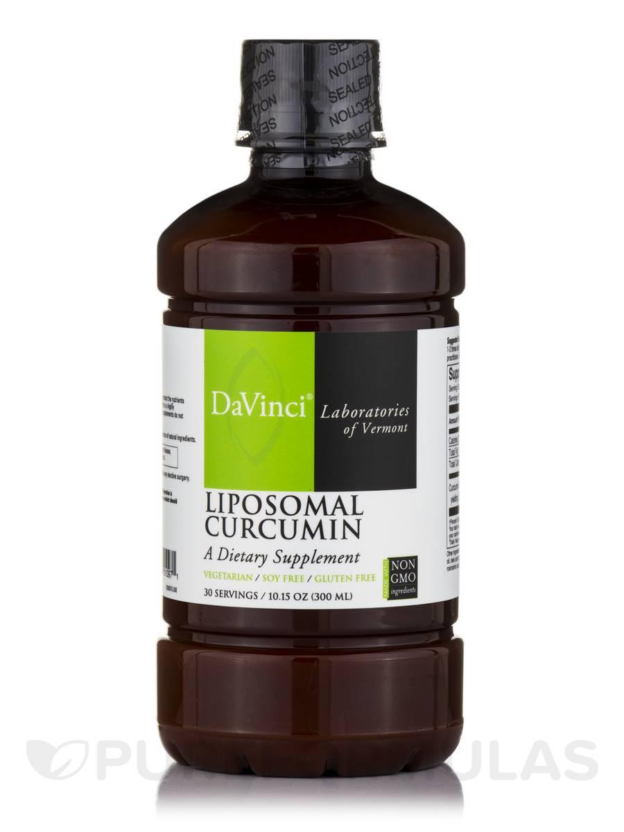 Liposomal Curcumin - 30 Servings (10.15 oz / 300 ml)