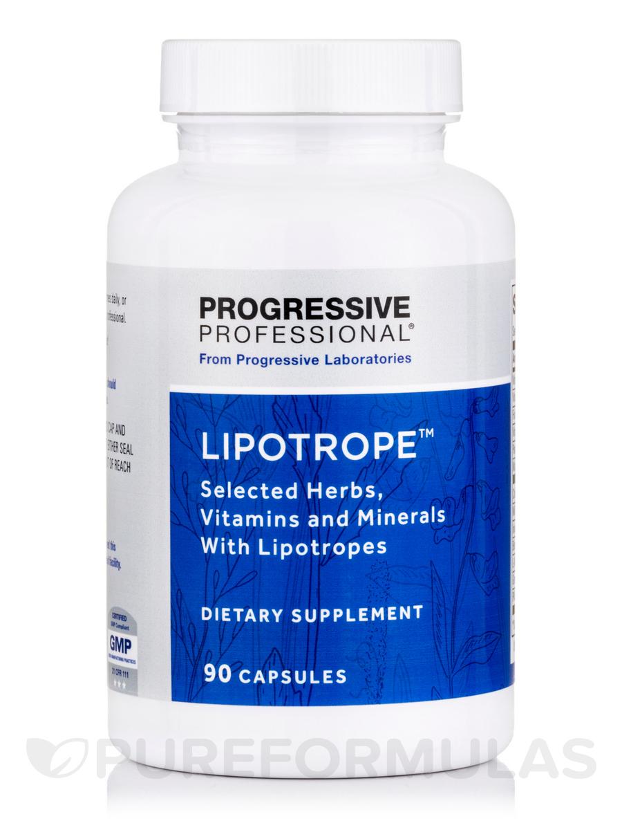 Lipotrope - 90 Capsules