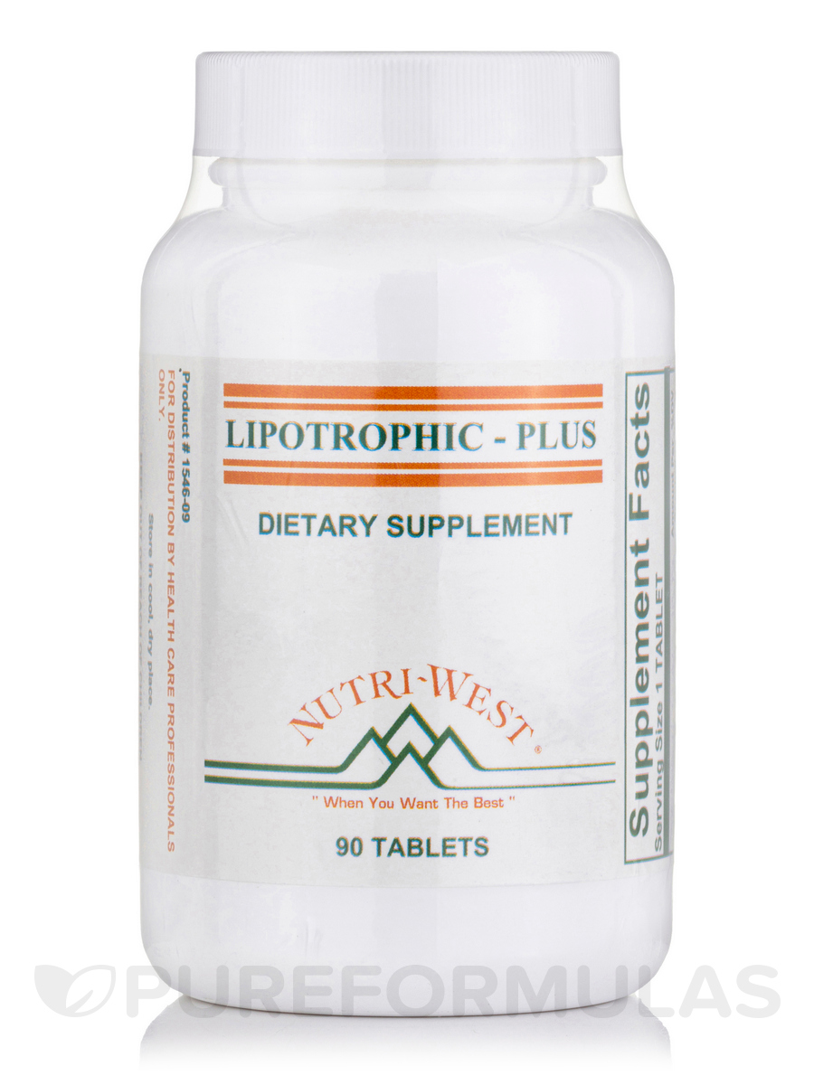 Lipotrophic-Plus - 90 Tablets