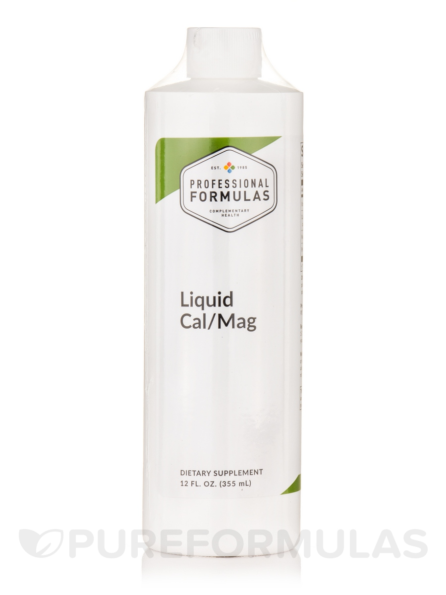 Liquid Cal/Mag - 12 fl. oz (355 ml)