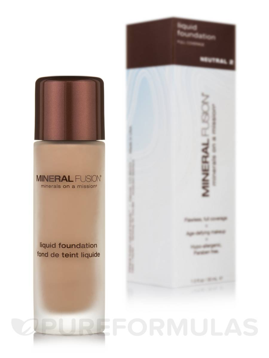 Liquid Foundation - Neutral 2 - 1.0 fl. oz (30 ml)