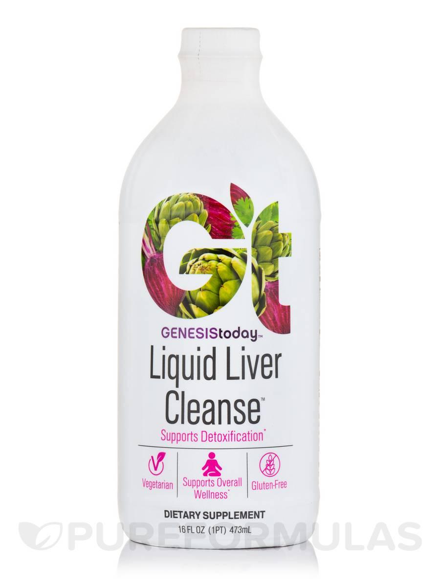 Liver cleanse liquid