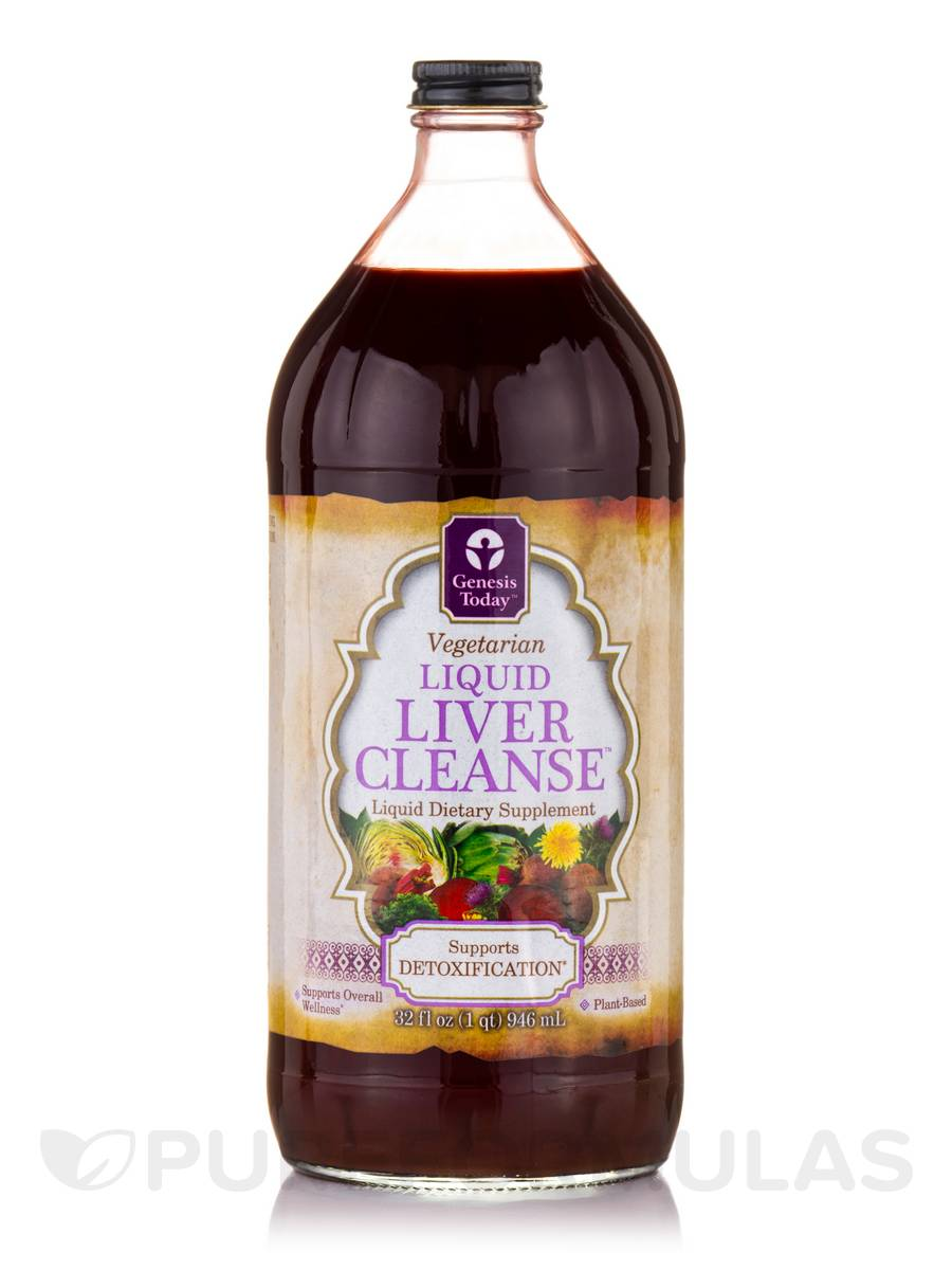 Liquid Liver Cleanse - 32 fl. oz (946 ml)