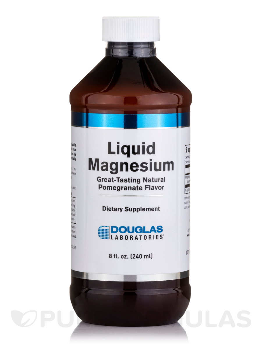 Liquid Magnesium - 8 fl. oz (240 ml)