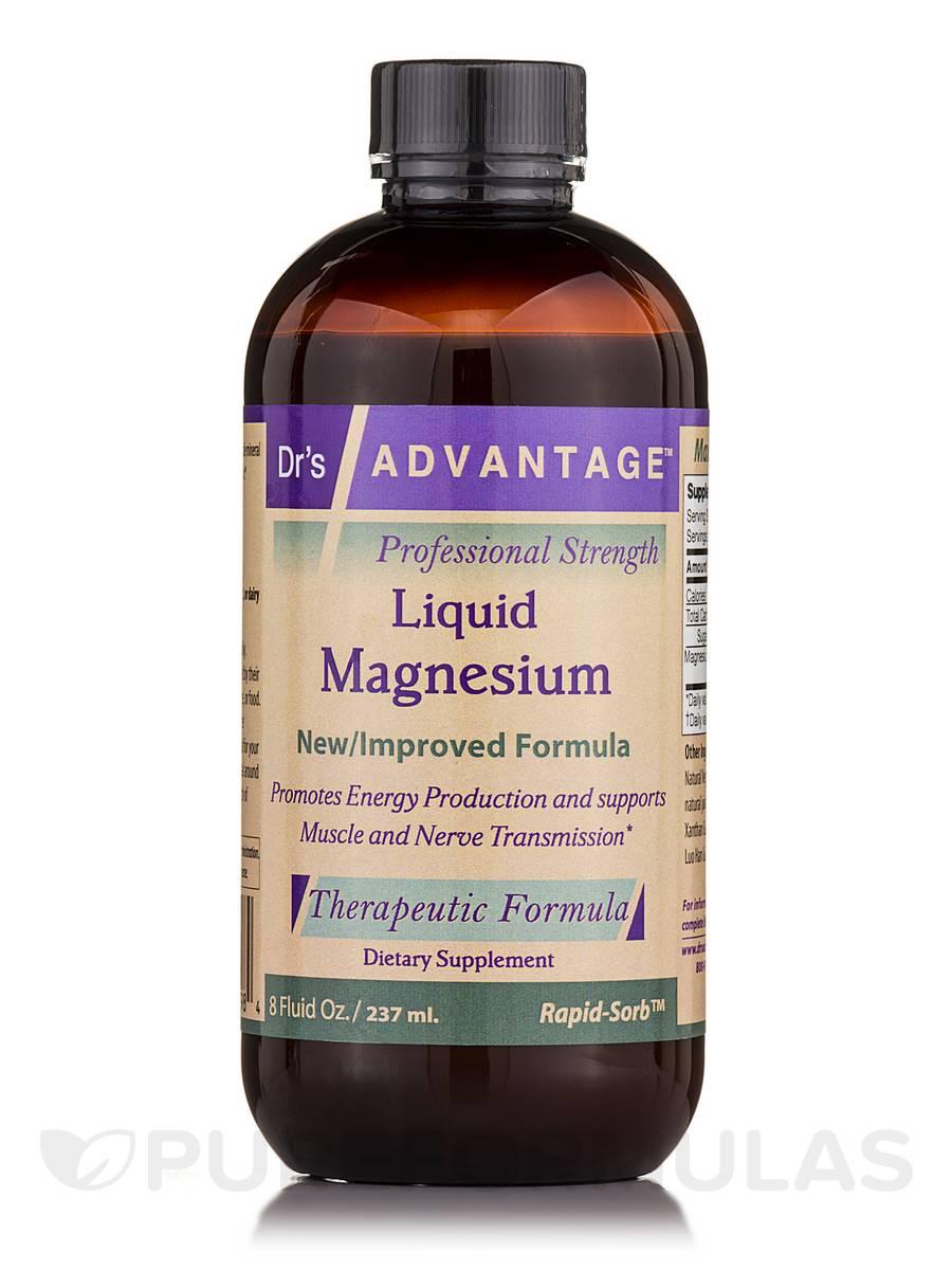 Liquid Magnesium - 8 fl. oz (237 ml)