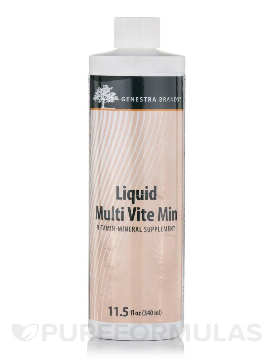 Liquid Multi Vite Min - 11.5 fl. oz (340 ml)