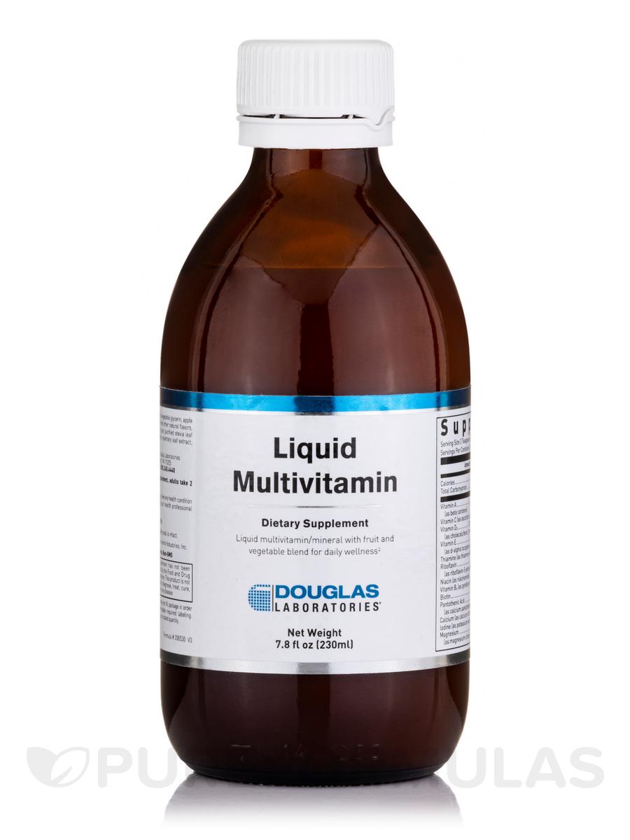 Liquid Multivitamin - 7.8 fl. oz (230 ml)