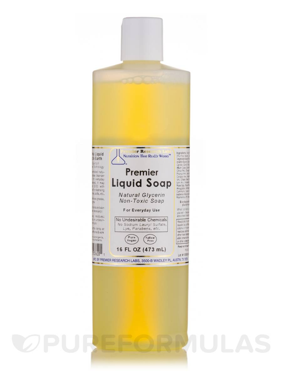Liquid Soap Premier - 16 fl. oz (473 ml)