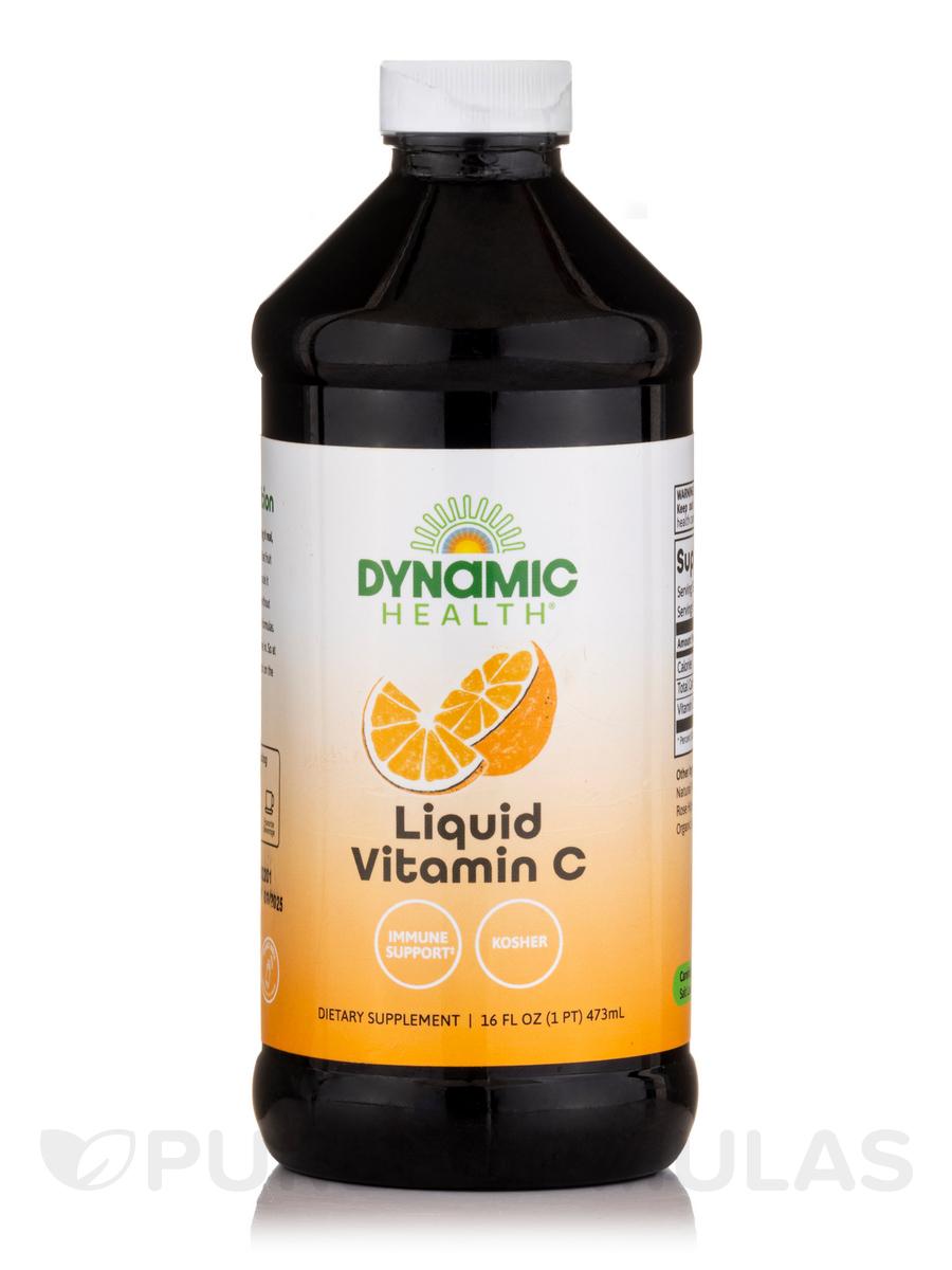 Liquid Vitamin C 1000 - 16 fl. oz (473 ml)