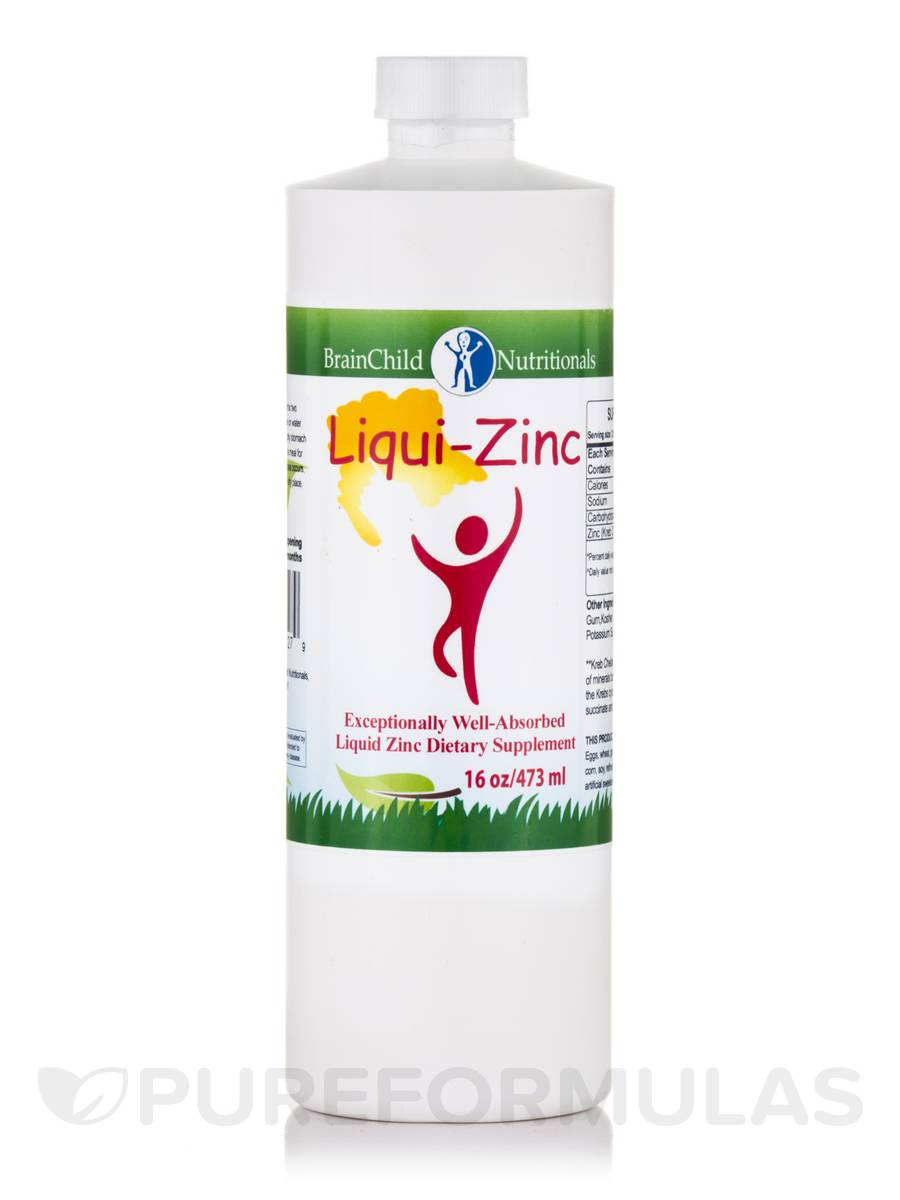 LiquiZinc - 16 oz (473 ml)