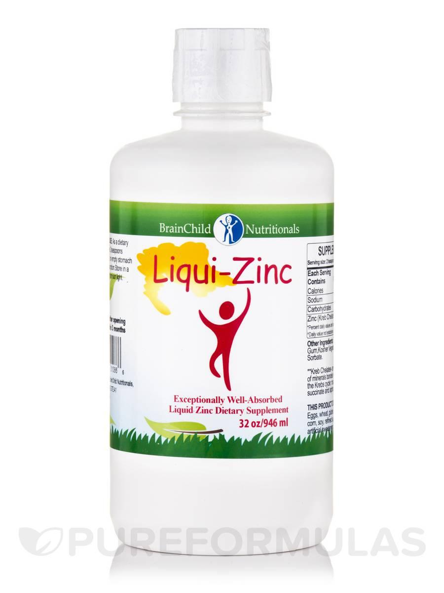 LiquiZinc - 32 oz (946 ml)