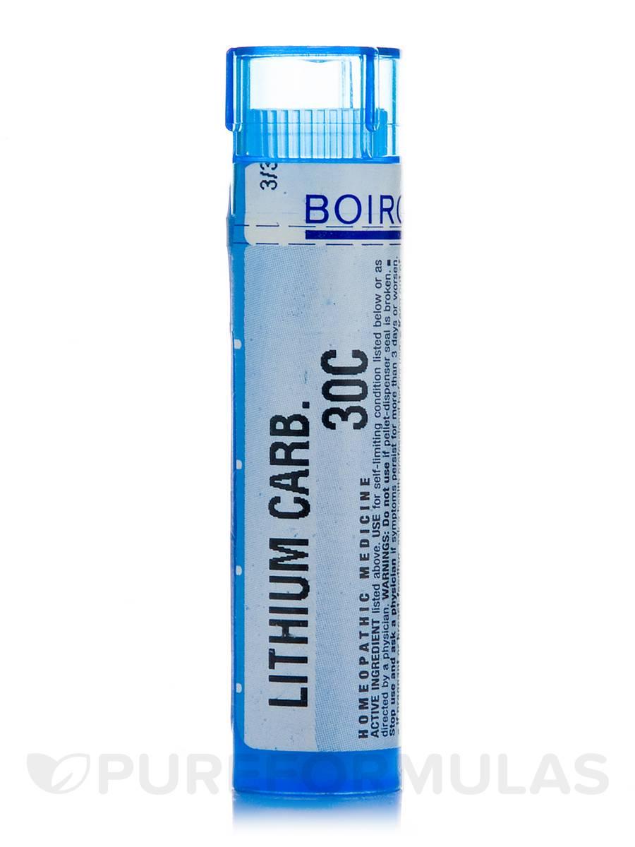 Lithium Carbonicum 30c