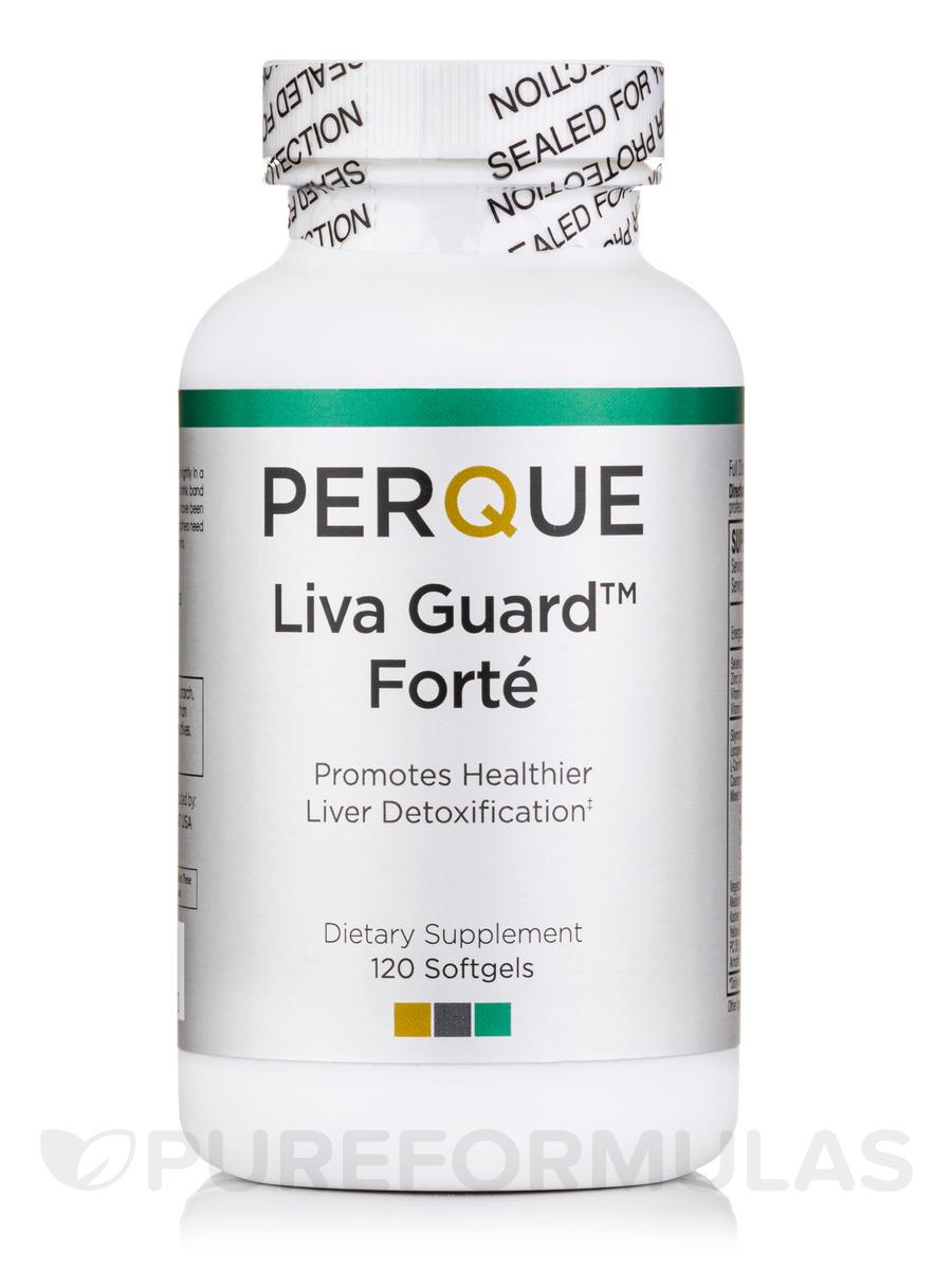 Liva Guard Forte - 120 Softgels