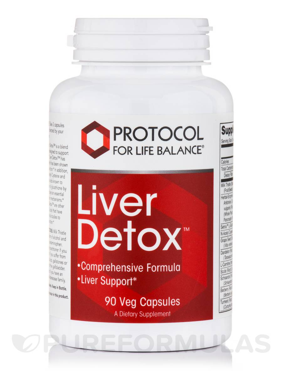 Liver Detox™ - 90 Veg Capsules
