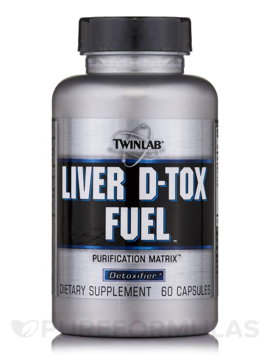 Liver D-Tox Fuel - 60 Capsules
