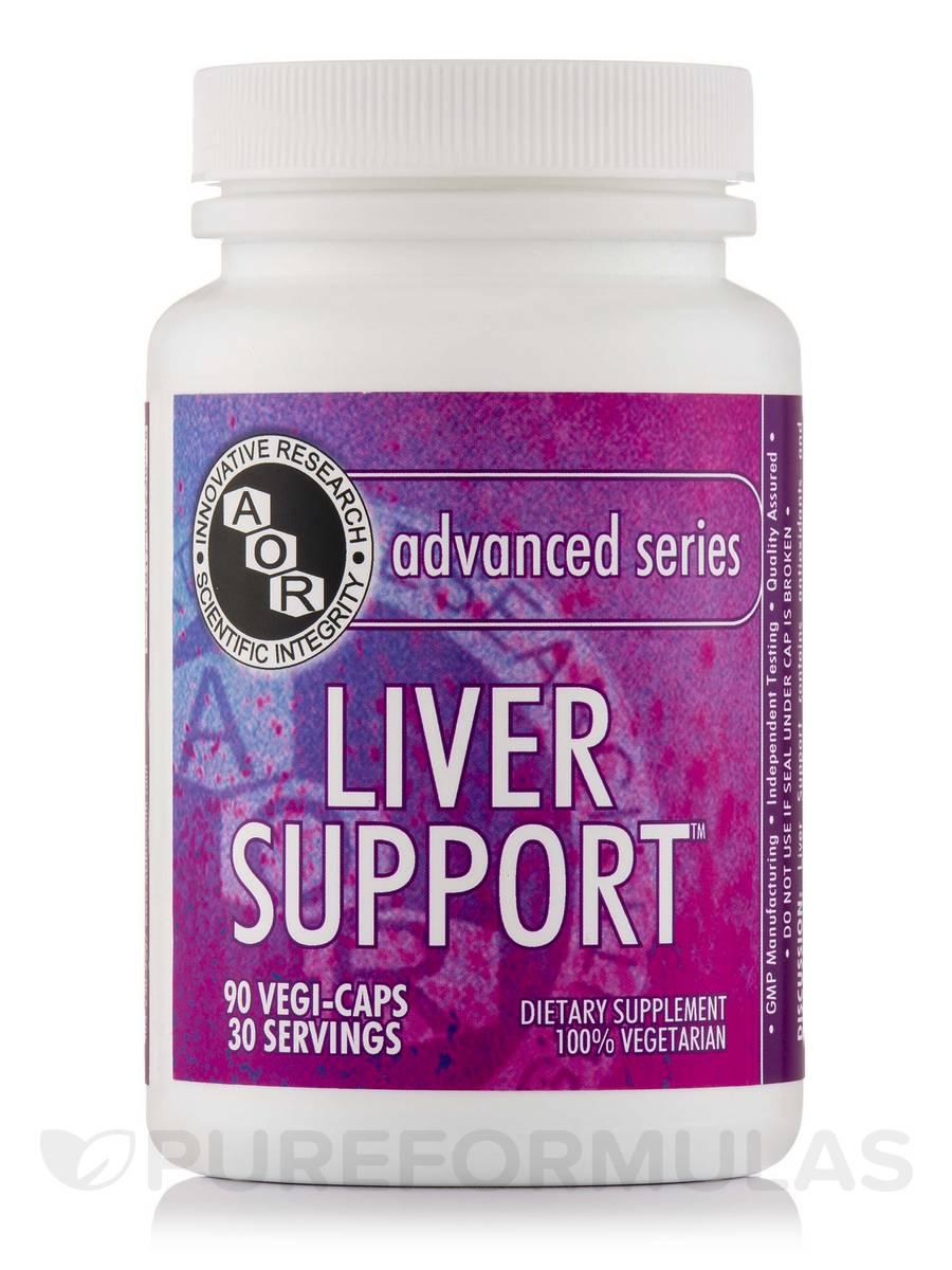 Liver Support - 90 Vegi-Caps