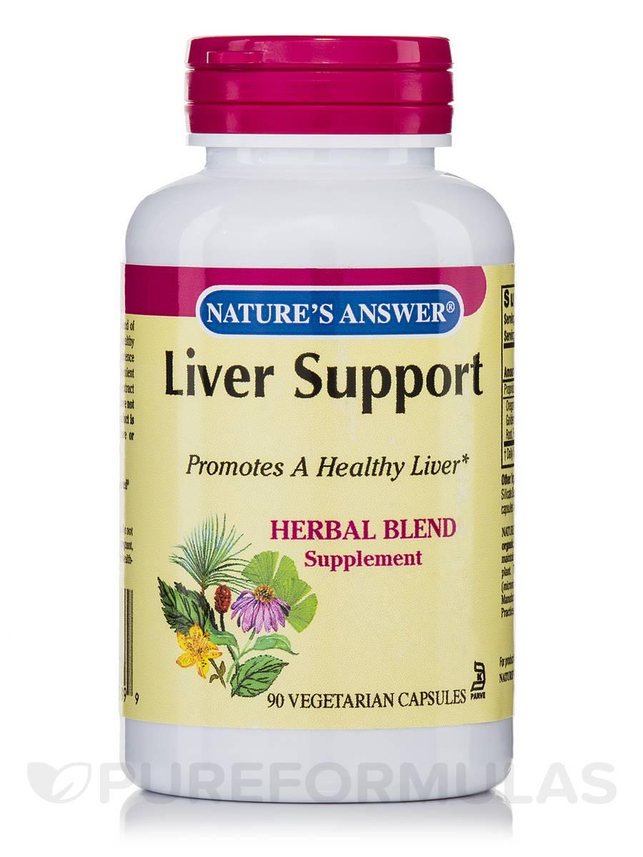 Liver Support - 90 Vegetarian Capsules