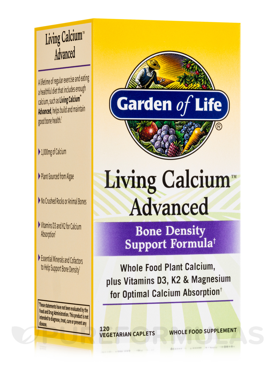 Living Calcium™ Advanced - 120 Caplets