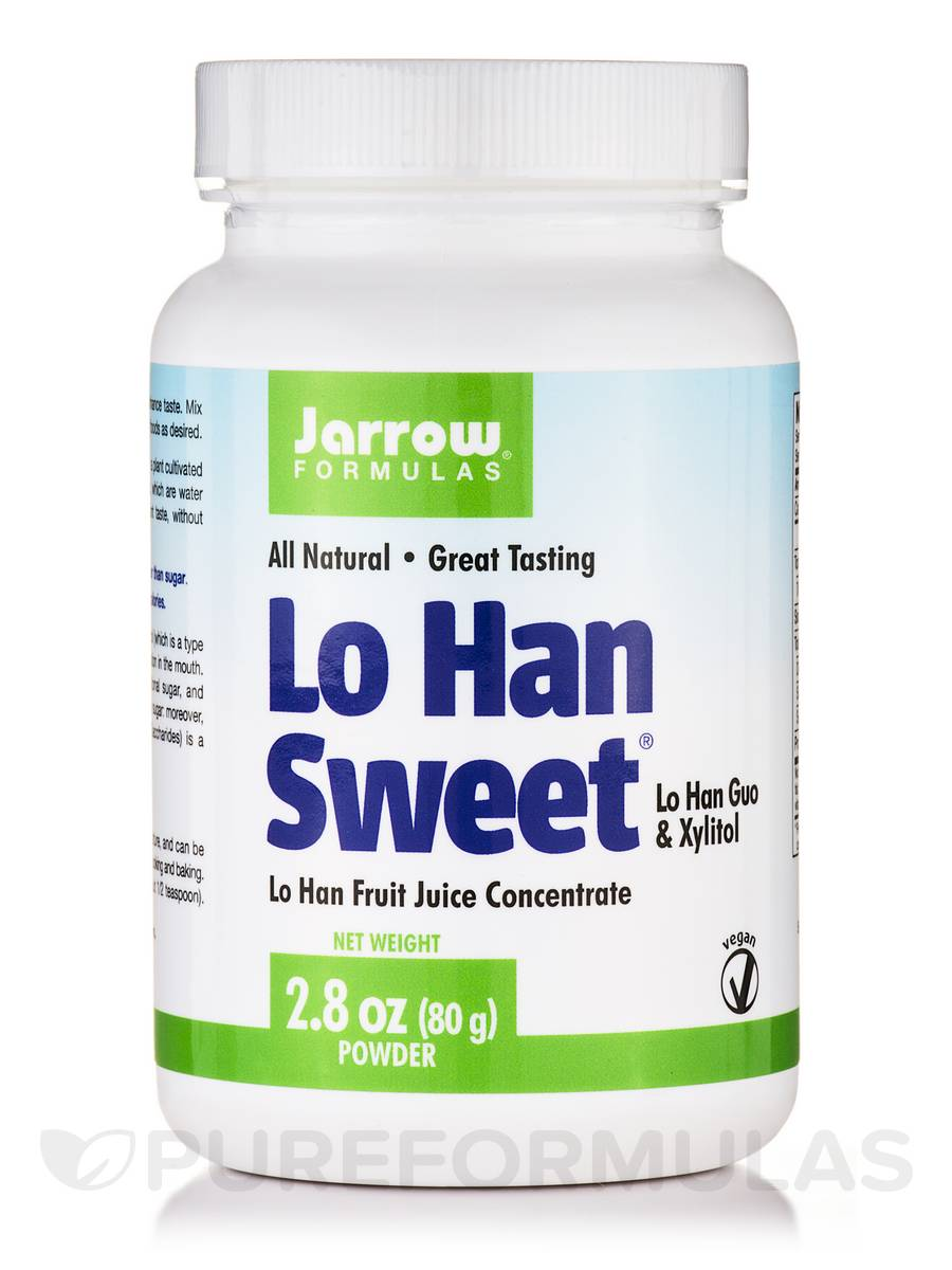 Lo Han Sweet - 2.8 oz (80 Grams)