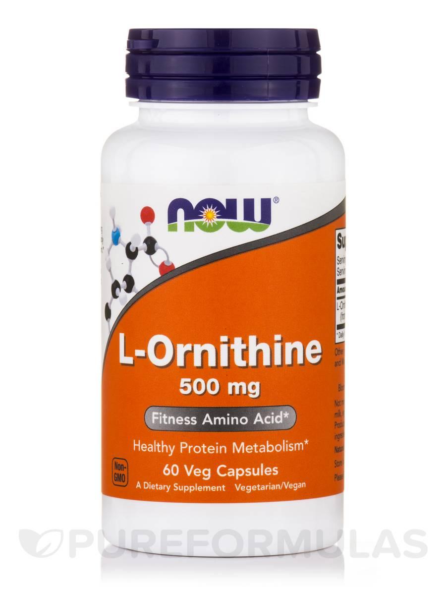 L ornithine sleep