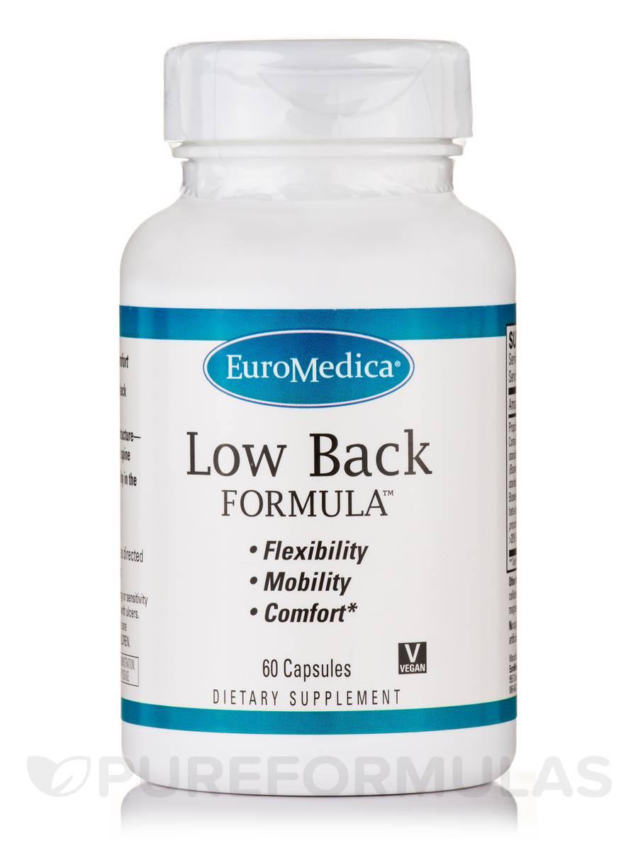 Low Back Formula™ - 60 Capsules