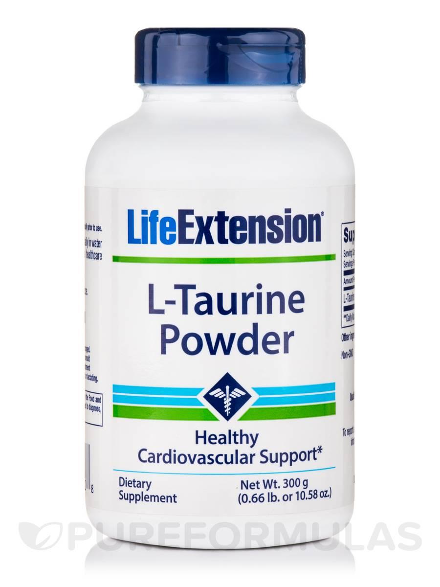 L-Taurine Powder - 10.58 oz (300 Grams)