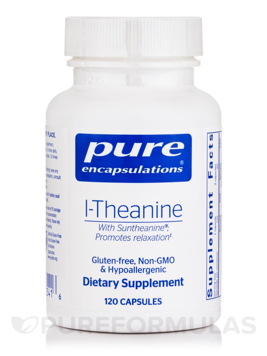 l-Theanine - 120 Capsules