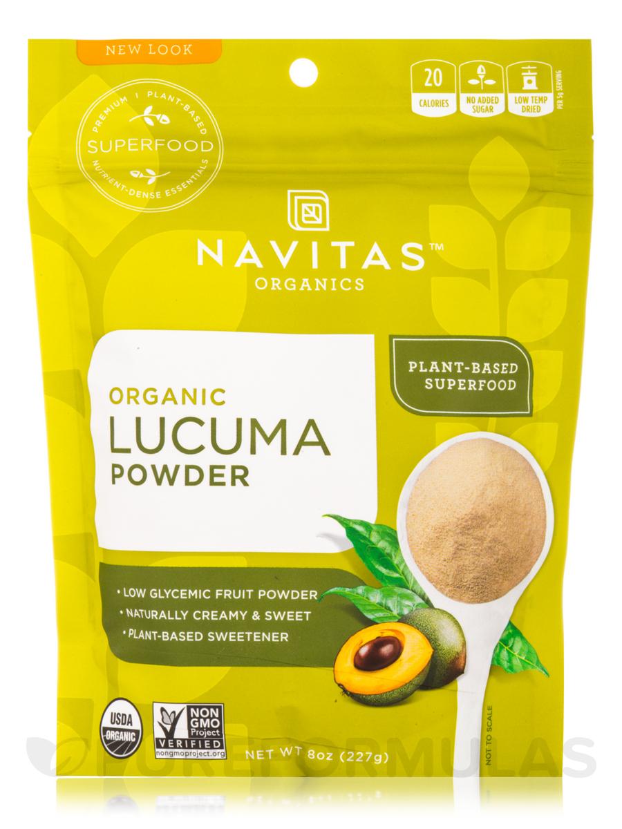 Lucuma Powder - 8 oz (227 Grams)