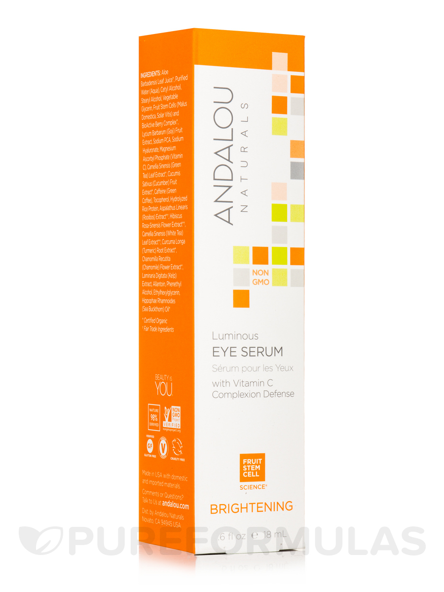 Luminous Eye Serum - 0.6 fl. oz (18 ml)