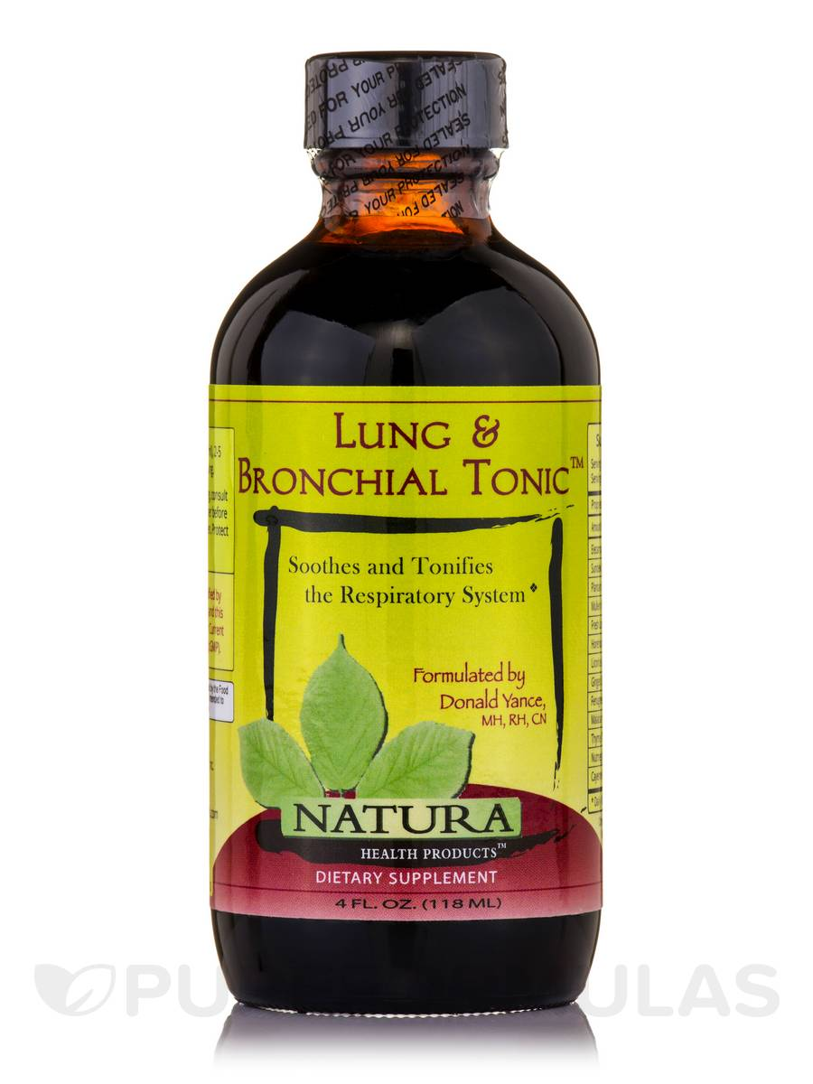 Lung & Bronchial Tonic™ - 4 fl. oz (118 ml)