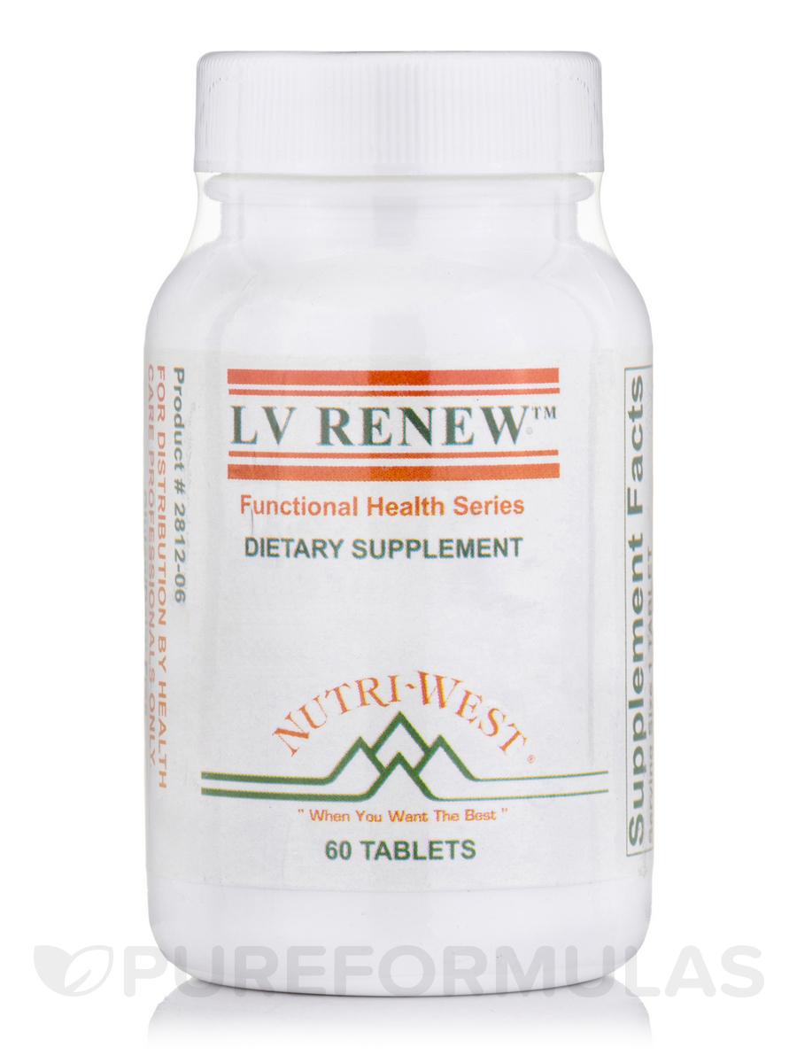 LV Renew - 60 Tablets