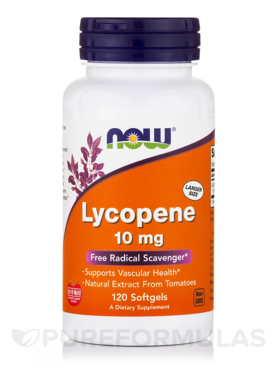 Lycopene - 120 Softgels