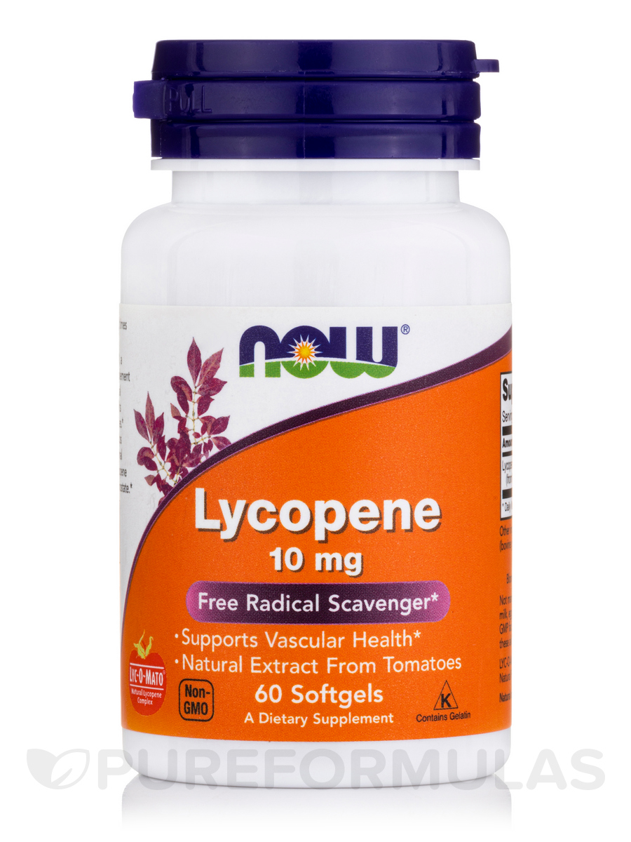 Lycopene - 60 Softgels
