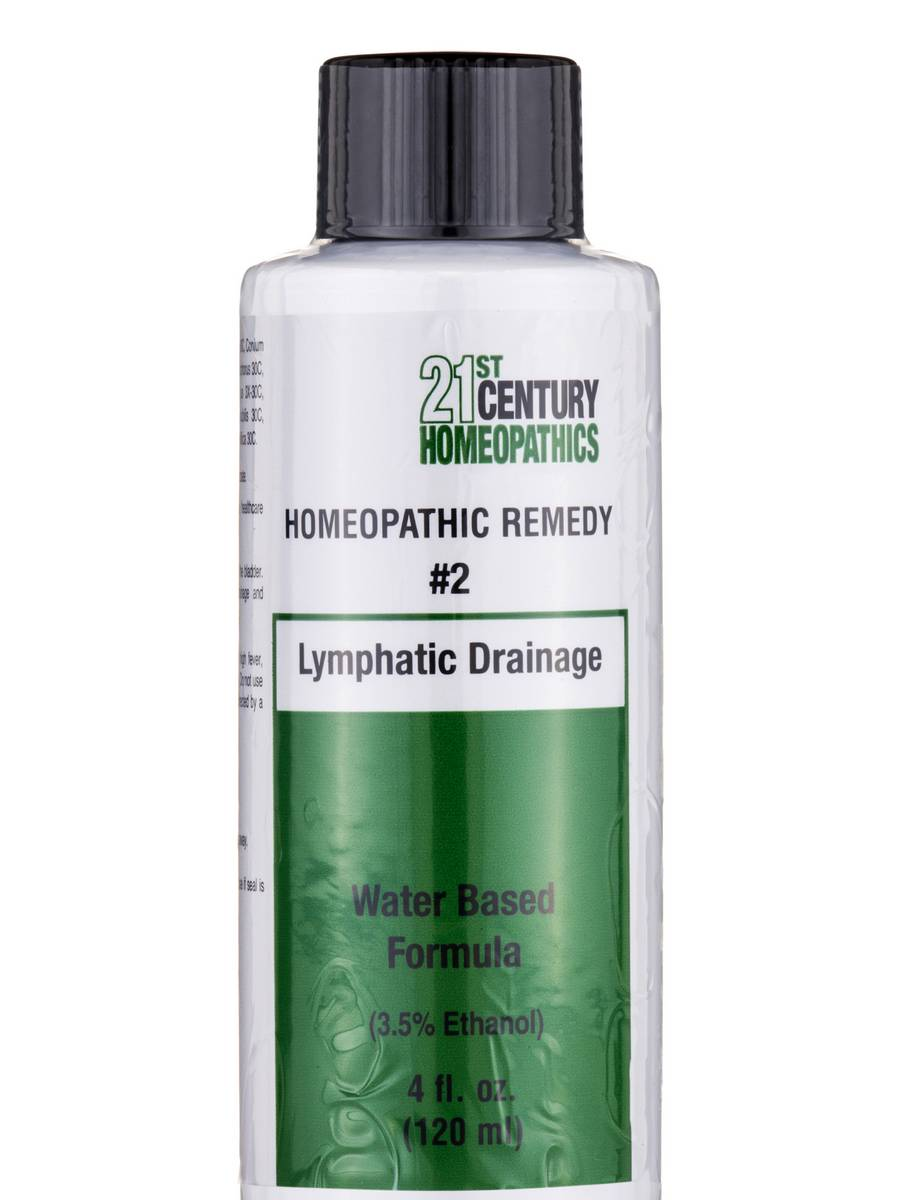 Lymphatic Drainage - 4 fl. oz (120 ml)