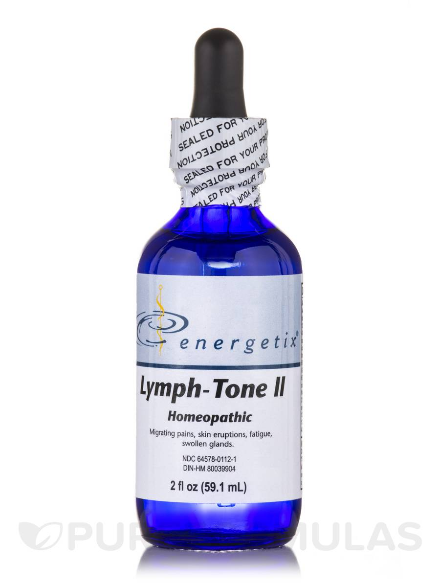 Lymph-Tone II (Cellular/Chronic) - 2 fl. oz (59.1 ml)