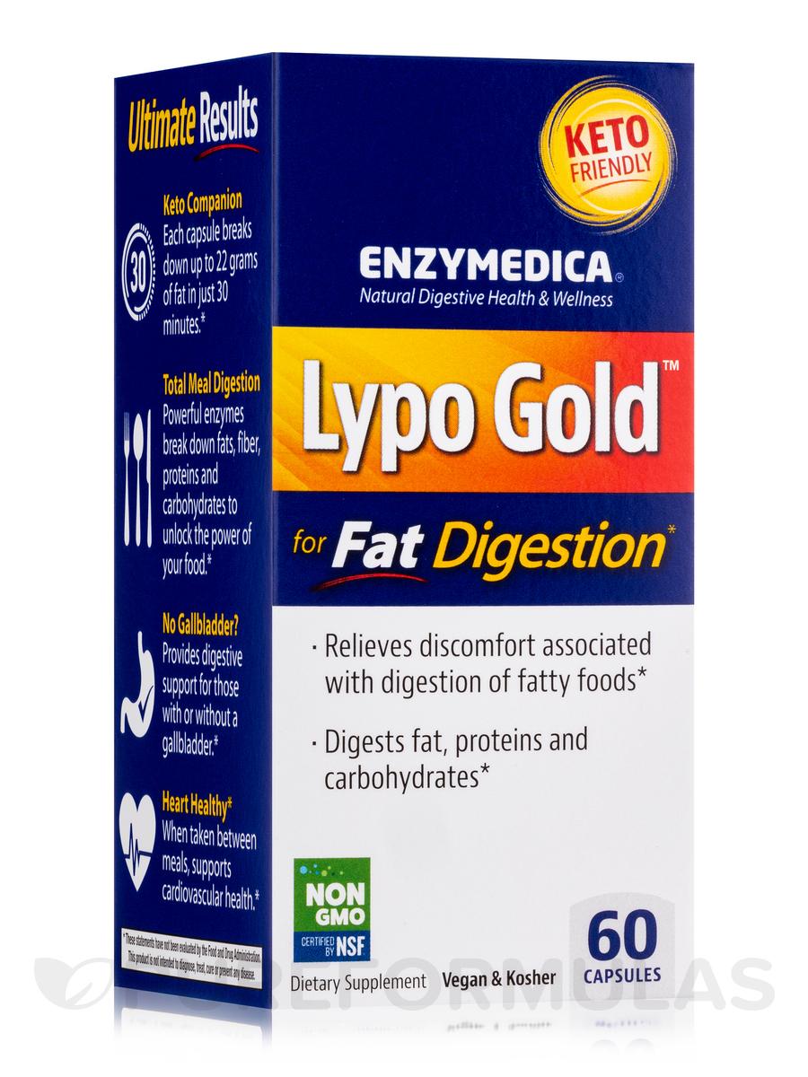 Lypo Gold™ - 60 Capsules
