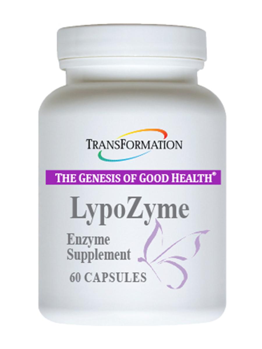 LypoZyme - 60 Capsules